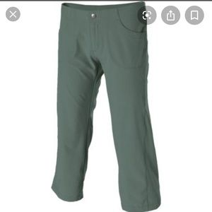 Women's Patagonia All Out Capris Size 8 Gray